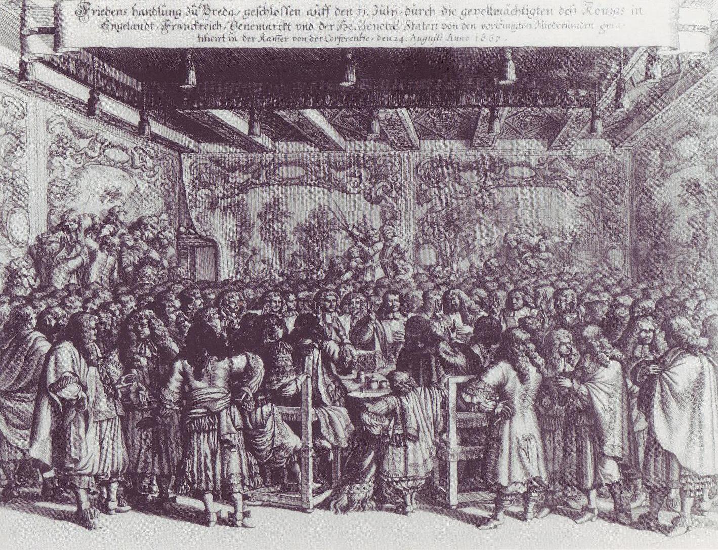 congress of breda
