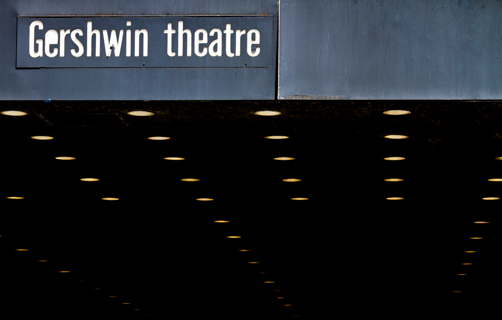 gerswhin theatre